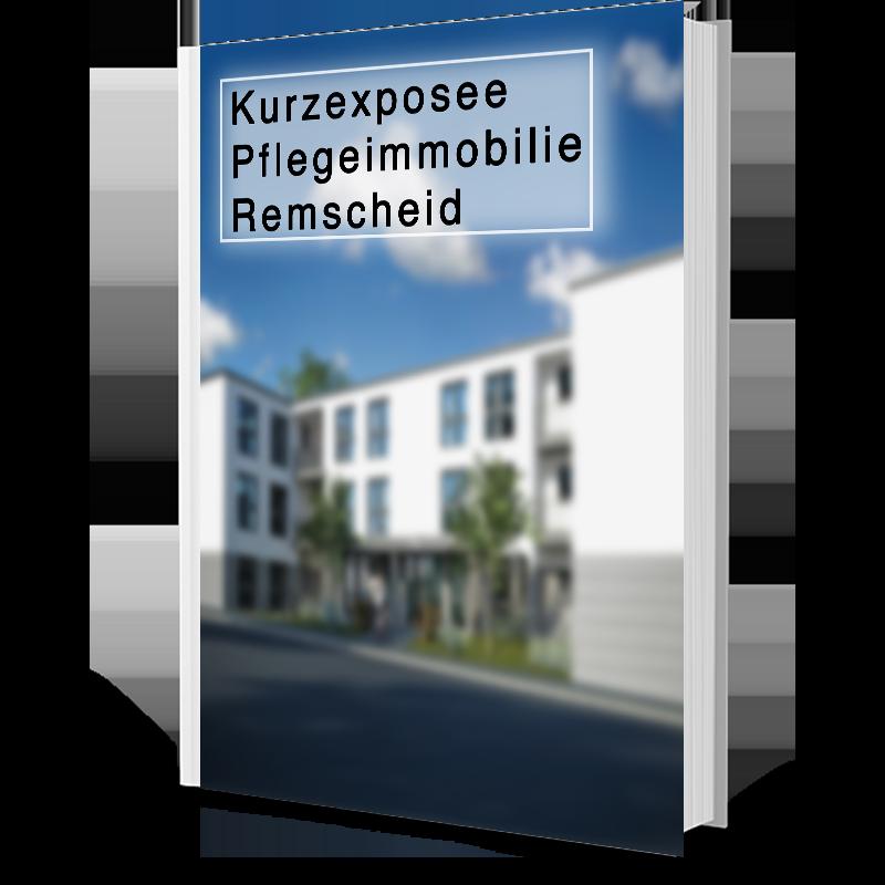 Kurzexposee Pflegeimmobilie Remscheid bei Düsseldorf - Altersvorsorge aufbauen