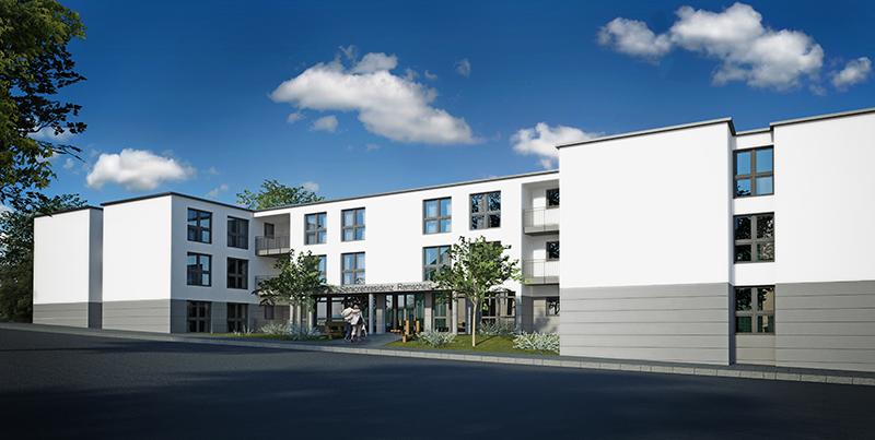 Pflegeimmobilie kaufen in Remscheid bei Düsseldorf - Sichere Altersvorsorge aufbauen und Hohe Rendite