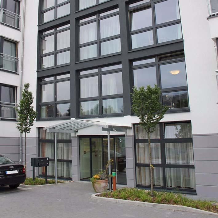 Pflegeappartements in Heiligenhaus bei Düsseldorf sichere Geldanlage