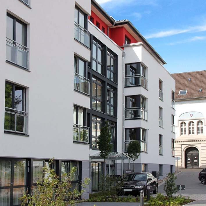 Pflegeimmobilie Heiligenhaus bei Düsseldorf sichere Altersvorsorge
