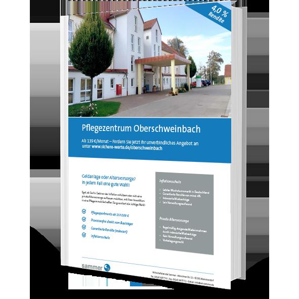 Pflegeimmobilie Oberschweinbach Exposee Infomaterial Hohe Rendite