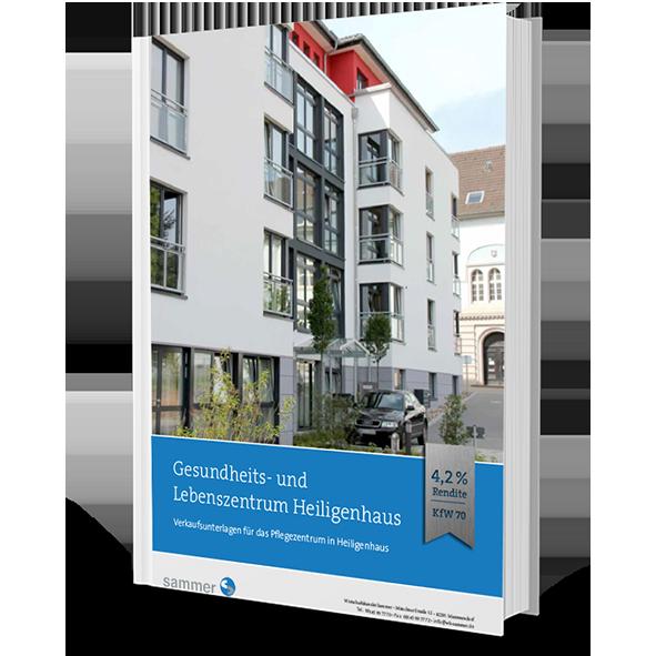 Pflegeimmobilie kaufen - sichere Geldanlage in Heiligenhaus bei Duesseldorf