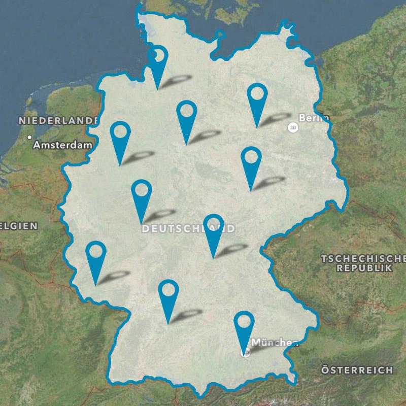 Pflegeimmobilie kaufen mit top Standort in München Bayern Bundesweit