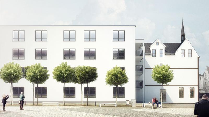 Pflegeimmobilie Bad Breisig bei Bonn kaufen - Pflegeimmobilie kaufenals stabileGeldanlage und sichereInvestition in Altersvorsorge